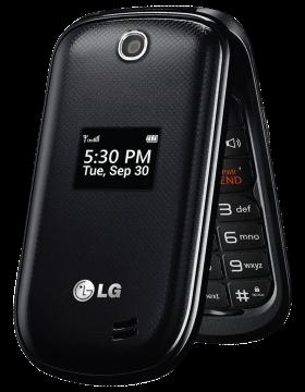 LG Fluid II AN170