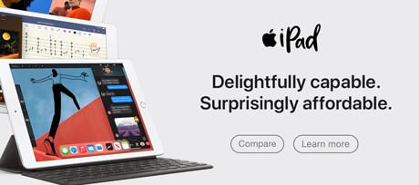iPad 8 mobile image