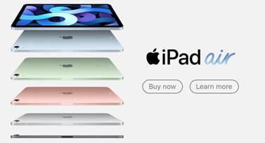 iPad Air mobile image