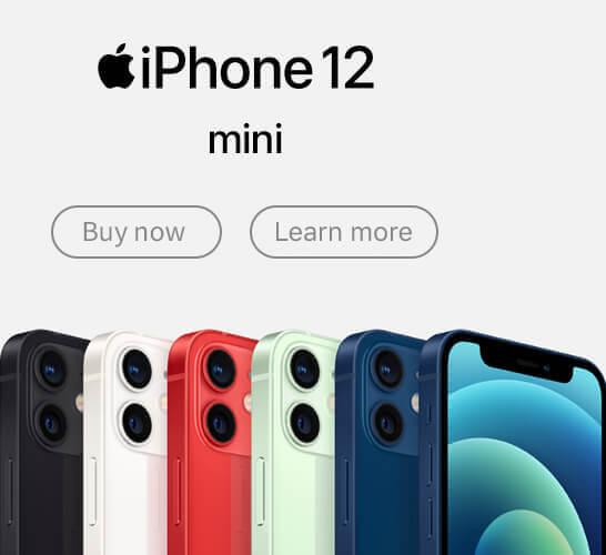 iPhone mini mobile image